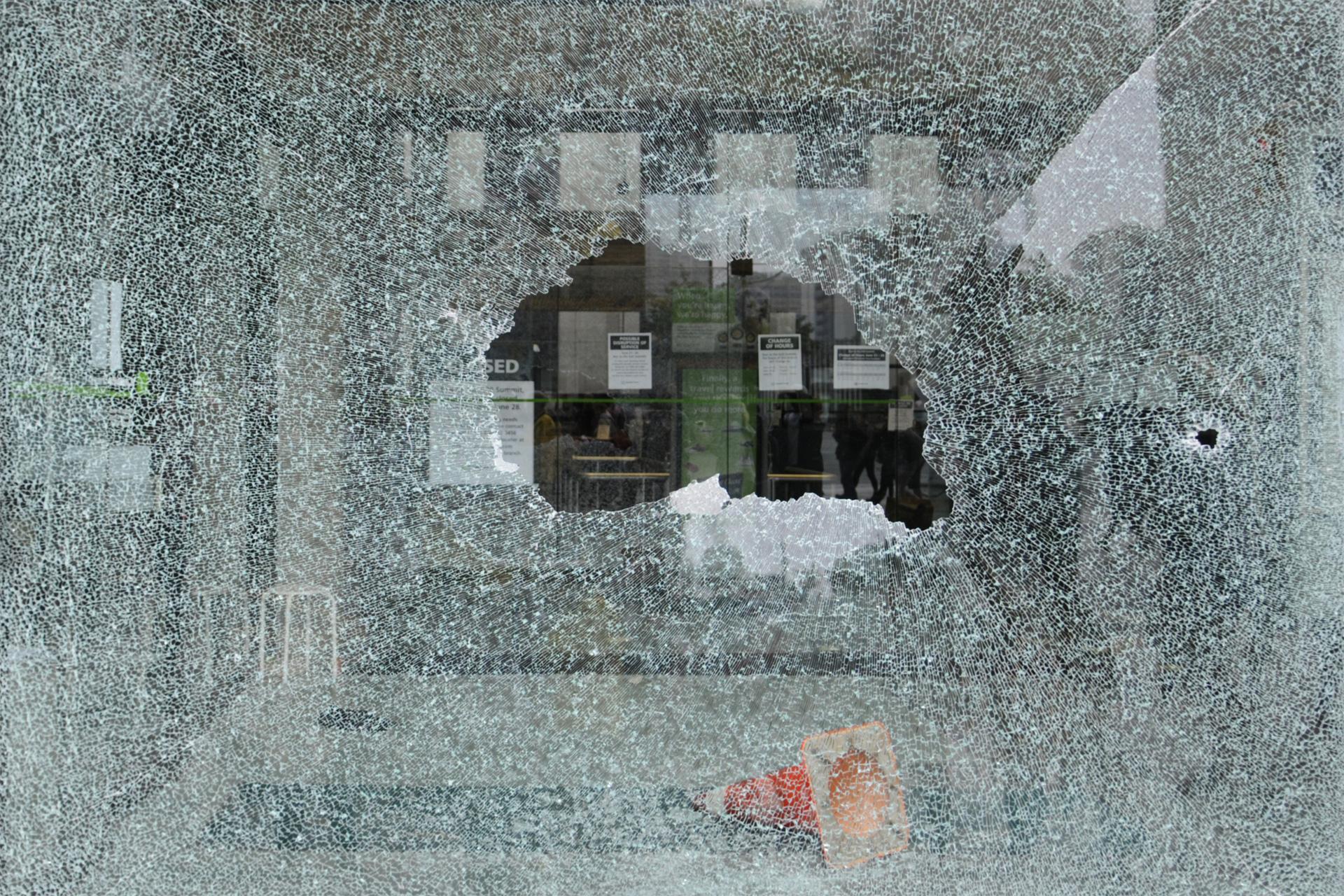 Glasskader
